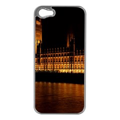 Houses Of Parliament Apple Iphone 5 Case (silver)