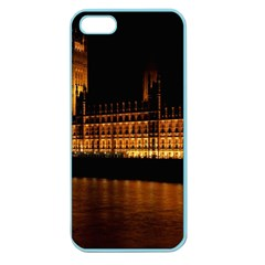 Houses Of Parliament Apple Seamless Iphone 5 Case (color)