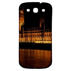 Houses Of Parliament Samsung Galaxy S3 S Iii Classic Hardshell Back Case