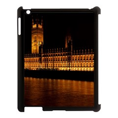 Houses Of Parliament Apple Ipad 3/4 Case (black)