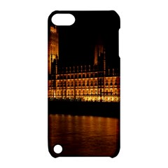 Houses Of Parliament Apple Ipod Touch 5 Hardshell Case With Stand