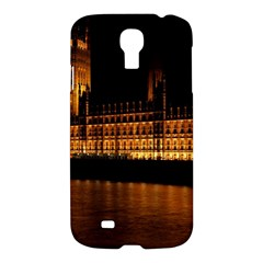 Houses Of Parliament Samsung Galaxy S4 I9500/i9505 Hardshell Case