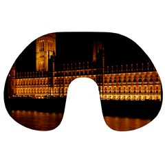 Houses Of Parliament Travel Neck Pillows