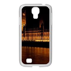 Houses Of Parliament Samsung GALAXY S4 I9500/ I9505 Case (White)