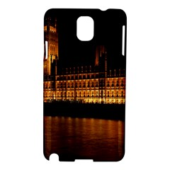Houses Of Parliament Samsung Galaxy Note 3 N9005 Hardshell Case