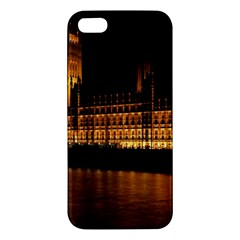 Houses Of Parliament Iphone 5s/ Se Premium Hardshell Case