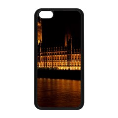 Houses Of Parliament Apple iPhone 5C Seamless Case (Black)