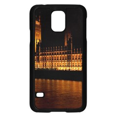 Houses Of Parliament Samsung Galaxy S5 Case (black)