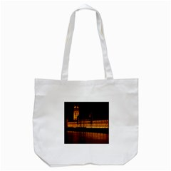 Houses Of Parliament Tote Bag (White)