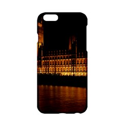Houses Of Parliament Apple iPhone 6/6S Hardshell Case