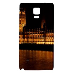 Houses Of Parliament Galaxy Note 4 Back Case
