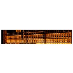 Houses Of Parliament Flano Scarf (small)