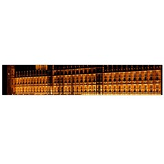 Houses Of Parliament Flano Scarf (large)