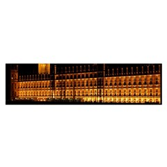 Houses Of Parliament Satin Scarf (Oblong)
