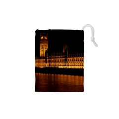 Houses Of Parliament Drawstring Pouches (XS)