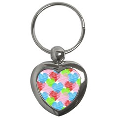 Holidays Occasions Valentine Key Chains (heart)