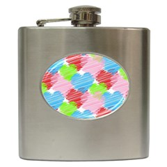 Holidays Occasions Valentine Hip Flask (6 Oz)