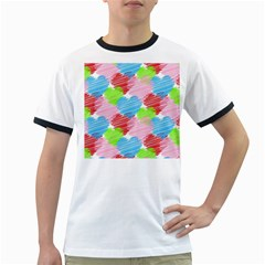 Holidays Occasions Valentine Ringer T-Shirts