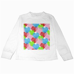 Holidays Occasions Valentine Kids Long Sleeve T-Shirts