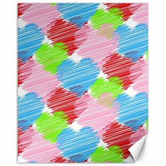 Holidays Occasions Valentine Canvas 16  x 20