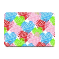 Holidays Occasions Valentine Plate Mats