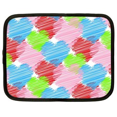 Holidays Occasions Valentine Netbook Case (Large)