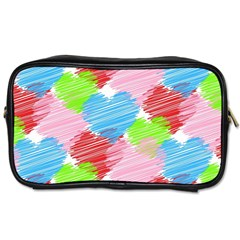 Holidays Occasions Valentine Toiletries Bags 2 Side