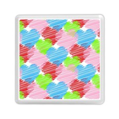 Holidays Occasions Valentine Memory Card Reader (square)