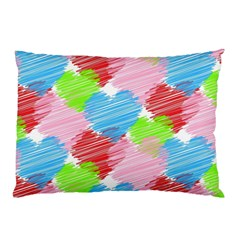 Holidays Occasions Valentine Pillow Case (two Sides)