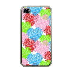 Holidays Occasions Valentine Apple iPhone 4 Case (Clear)