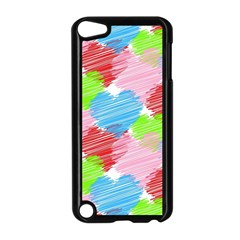 Holidays Occasions Valentine Apple iPod Touch 5 Case (Black)