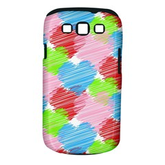 Holidays Occasions Valentine Samsung Galaxy S Iii Classic Hardshell Case (pc+silicone)