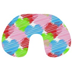Holidays Occasions Valentine Travel Neck Pillows