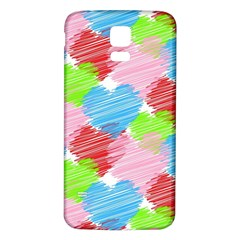 Holidays Occasions Valentine Samsung Galaxy S5 Back Case (White)