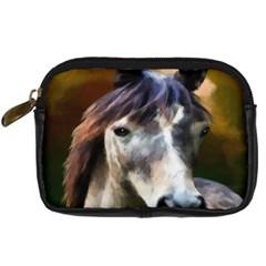 Horse Horse Portrait Animal Digital Camera Cases
