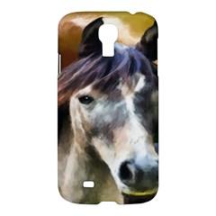 Horse Horse Portrait Animal Samsung Galaxy S4 I9500/I9505 Hardshell Case