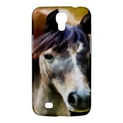 Horse Horse Portrait Animal Samsung Galaxy Mega 6 3  I9200 Hardshell Case