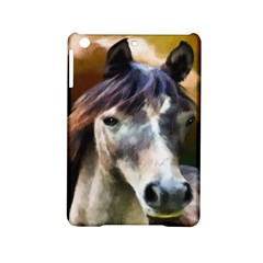 Horse Horse Portrait Animal iPad Mini 2 Hardshell Cases