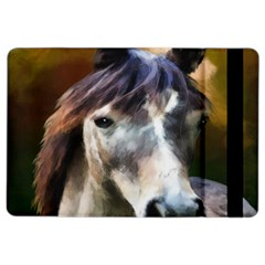 Horse Horse Portrait Animal Ipad Air 2 Flip