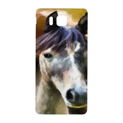 Horse Horse Portrait Animal Samsung Galaxy Alpha Hardshell Back Case