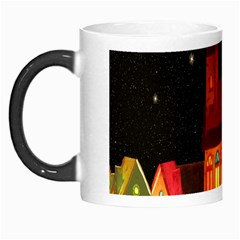 Market Christmas Light Morph Mugs