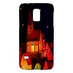 Market Christmas Light Galaxy S5 Mini