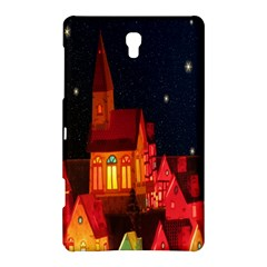 Market Christmas Light Samsung Galaxy Tab S (8 4 ) Hardshell Case
