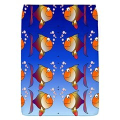 Illustration Fish Pattern Flap Covers (s)