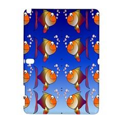 Illustration Fish Pattern Galaxy Note 1