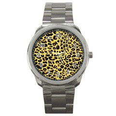 Jaguar Fur Sport Metal Watch