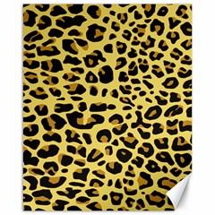 Jaguar Fur Canvas 16  x 20