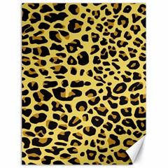 Jaguar Fur Canvas 18  x 24