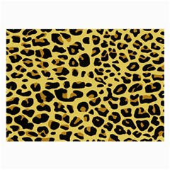 Jaguar Fur Large Glasses Cloth (2 Side)