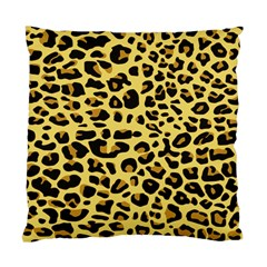 Jaguar Fur Standard Cushion Case (Two Sides)